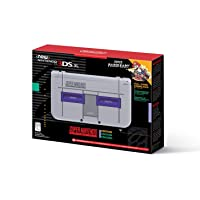 Nintendo New 3DS XL - Super NES Edition + Super Mario Kart for SNES (Renewed)