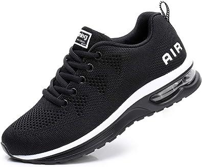 Flarut Hombre Zapatos para Correr en Montaña y Asfalto Aire Libre ...