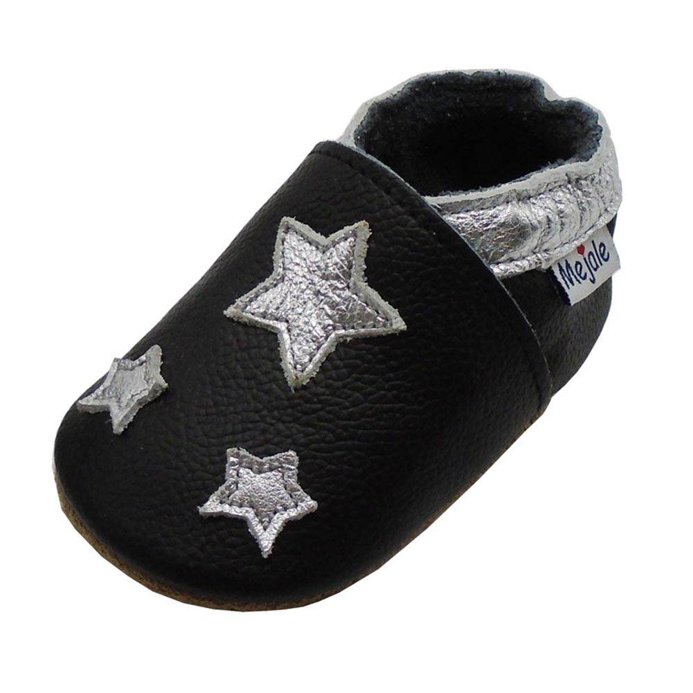 Mejale Cuir Chaussures Bébé Chaussons Bébé Chaussures pour Enfants Chaussons