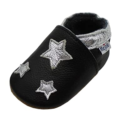 b111e5308dd80 Mejale Cuir Chaussures Bébé Chaussons Bébé Chaussures Enfants Chaussons