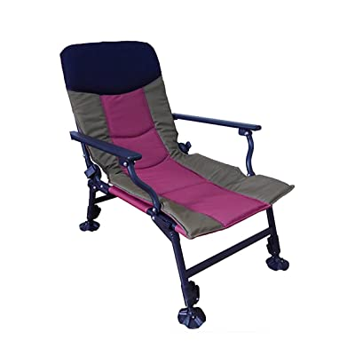 Équipement de pêche à l'eau Chaise Chaise inclinable inclinable Meuble relaxant Camping Relax