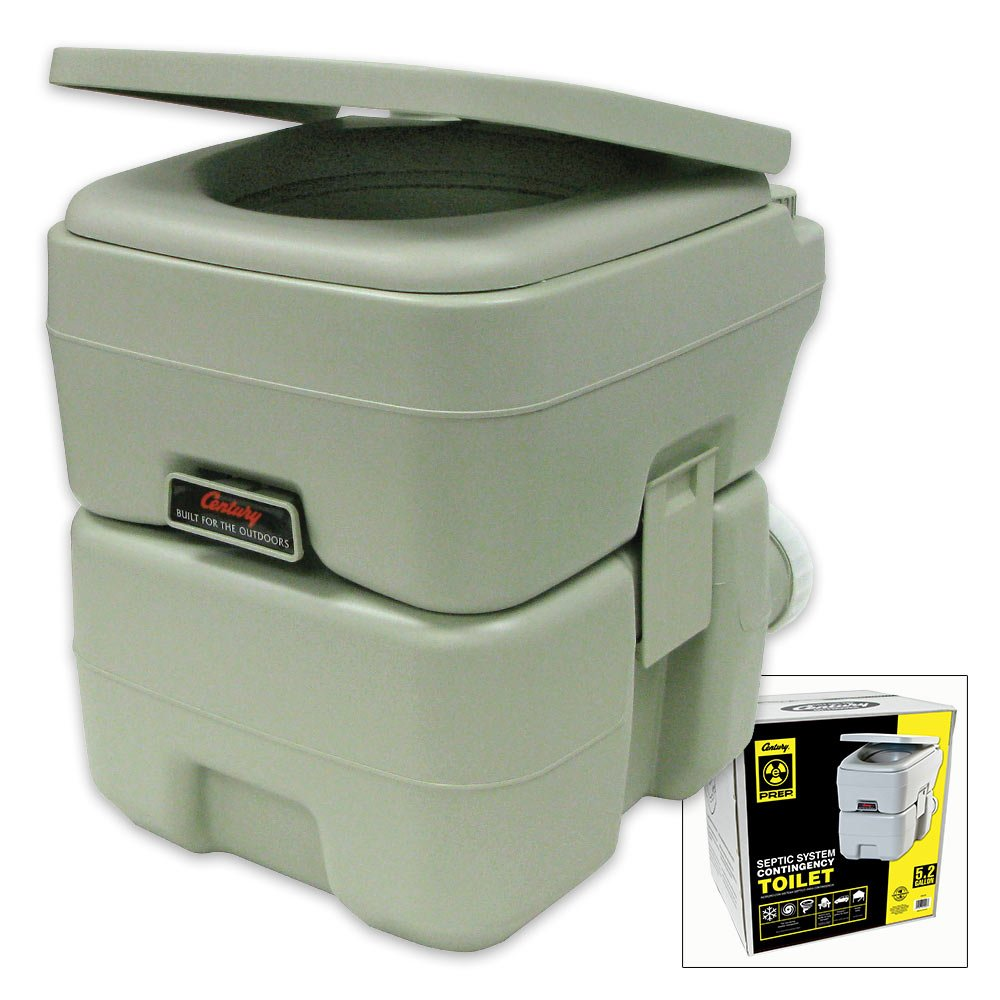 Century Septic System Contingency Toilet