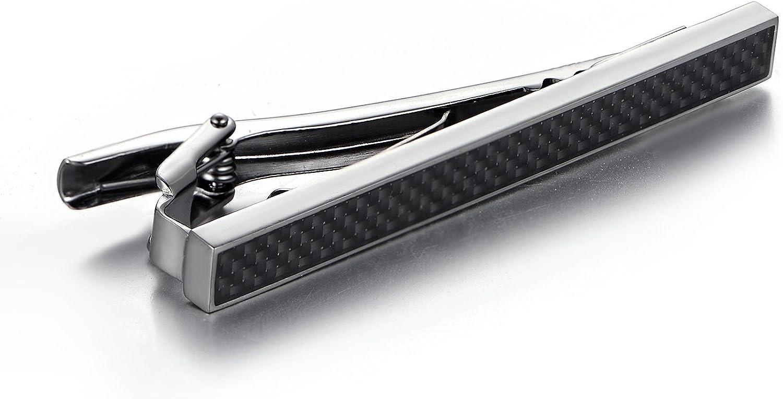 Laiton pour Chemise Le Cadeau de Mariage daffaires Mr.Van Pinces /à Cravate pour Homme Taille Normale Cravate 5.4cm