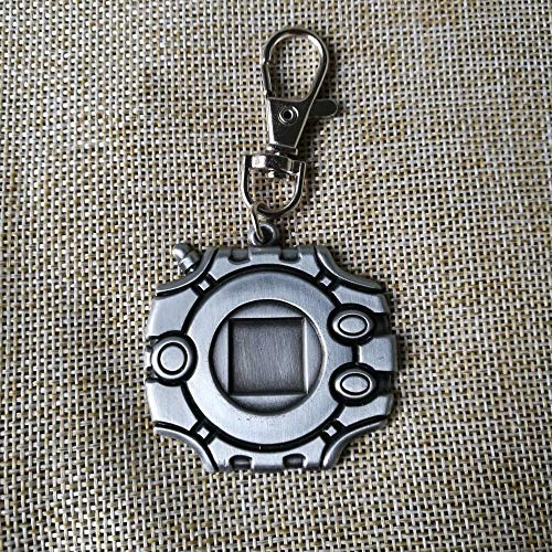 Adventure Digivice Keychain Key Ring