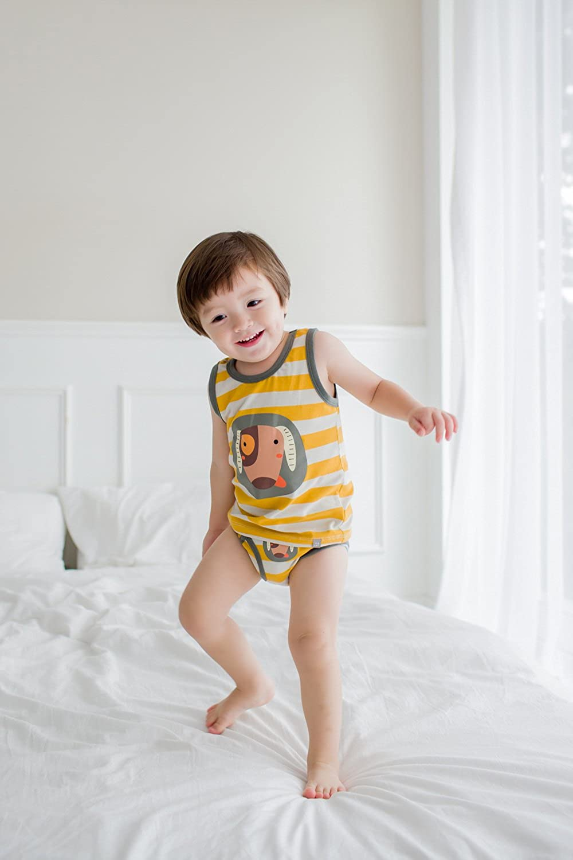 Vaenait baby 2T-7T Kids Boys 100/% Cotton Undershirts Tank Tops Pack of 3 BB-144