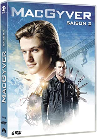 MacGyver (2016) - Saison 2 [Francia] [DVD]: Amazon.es: Lucas ...
