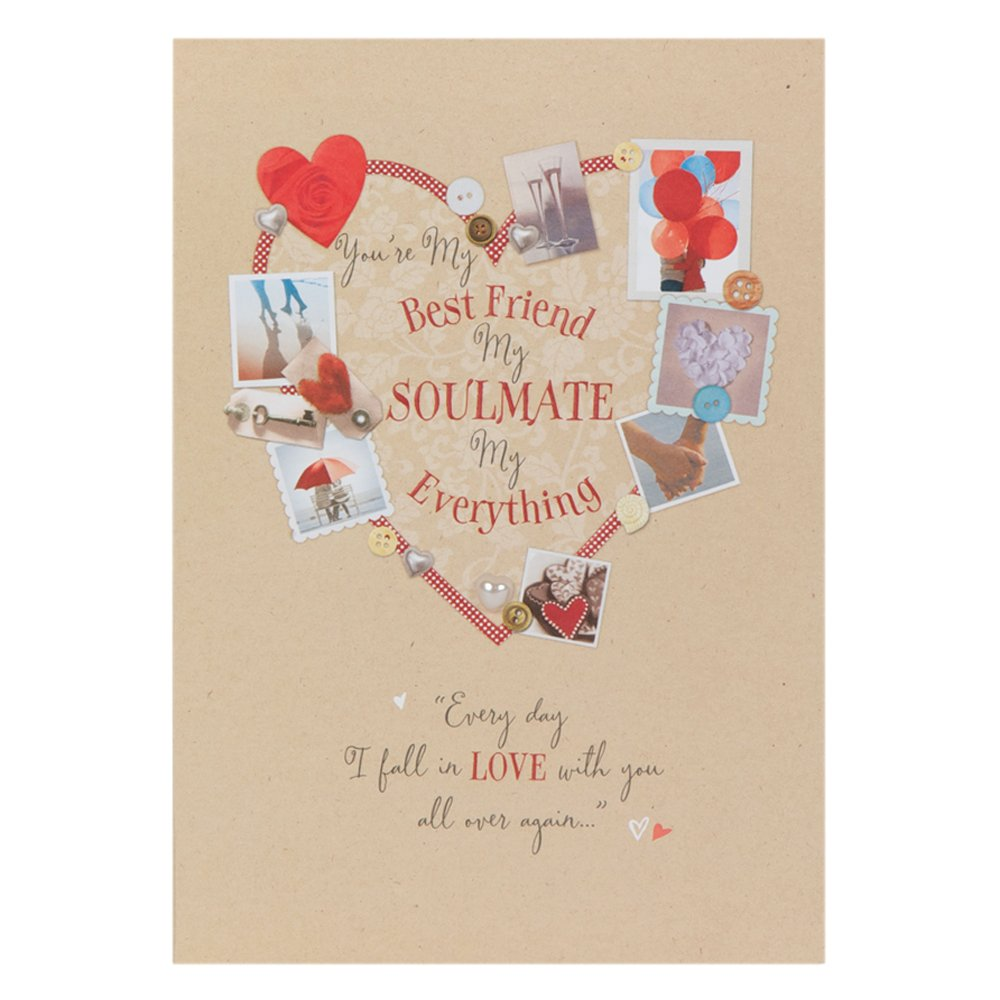 Hallmark Birthday Card For One I Love I Love You Small Amazon – Hallmark Birthday Cards