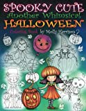 Best Halloween Crafts - Spooky Cute - Another Whimsical Halloween Coloring Book: Review