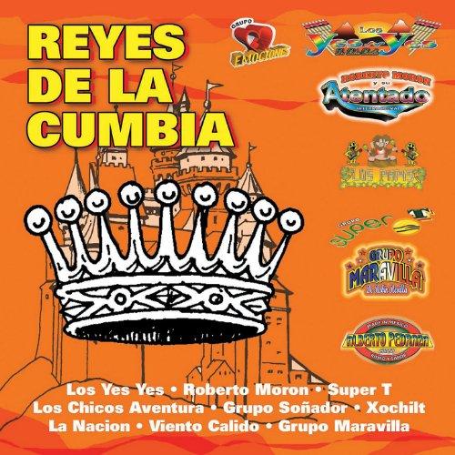 ... Reyes de la Cumbia