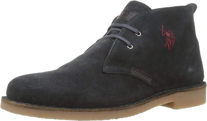 Botin U.S.Polo Assn Hombre Amadeus MUST3119S4: Amazon.es: Zapatos ...