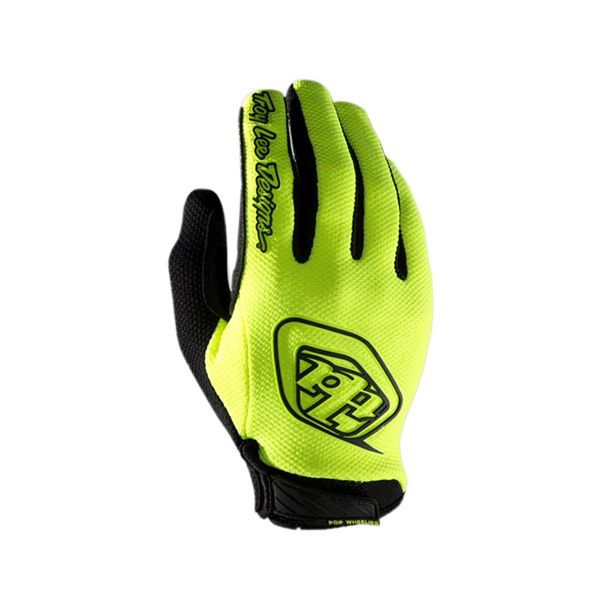 Troy Lee Designs Air Gloves - Kids' Flo Yellow, S