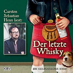 Der letzte Whisky Hörbuch