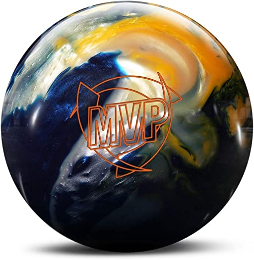 Roto Grip MVP Pearl Bowling Ball- Royal Golden White