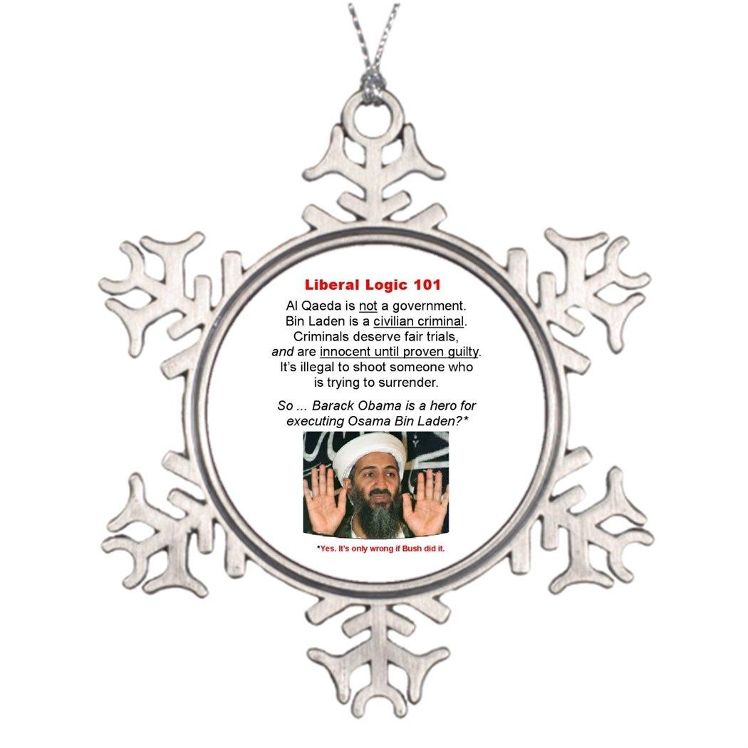 Decoration Tree Liberal Logic 101 Natural Christmas Snowflake ...