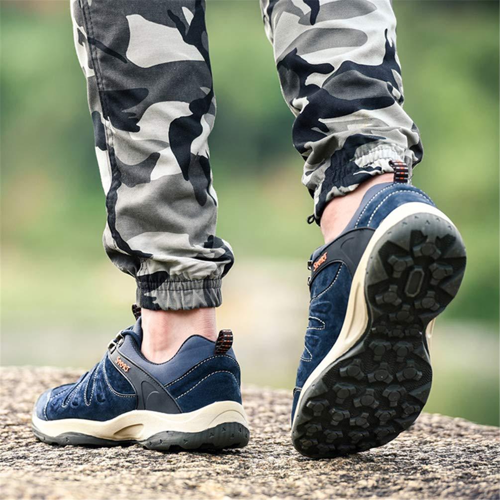 Herrenschuhe Leder Casual Turnschuhe Male Walking komfortabel komfortabel komfortabel Breathable Non Slip Schuhe df614e