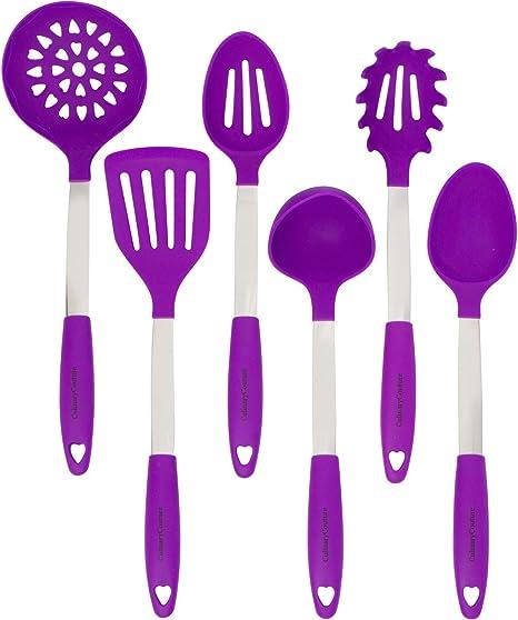 Vintage juice spatula and ladle set old spatula and ladle