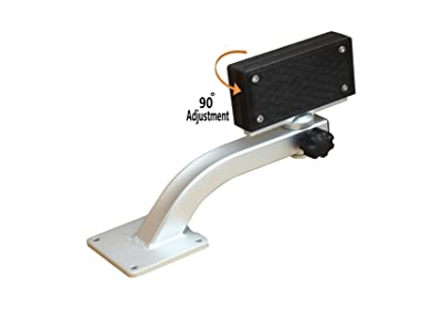 Universal Deck Mount Trolling Motor Bracket/Outboard Motor Mount [Brocraft] detail review