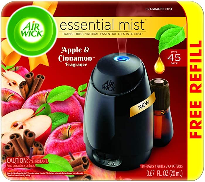 Top 10 Air Wick Essential Mist Diffuser Refill Apple