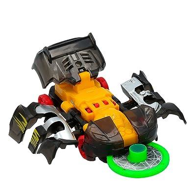 Screechers Wild–nightweaver–Vehicle Level 1(colorbaby 85260): Toys & Games