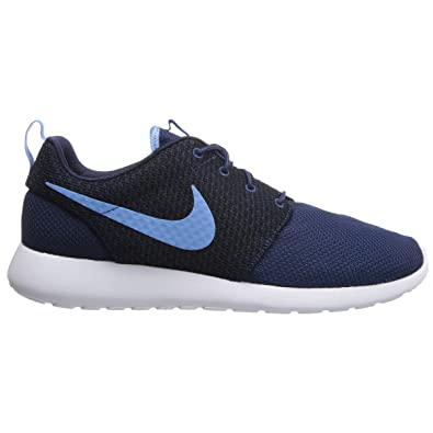 check-out c1729 fadc4 Nike Roshe Run Junior Bleu Marine Bleu