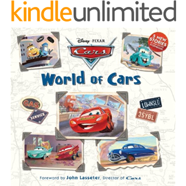 World Of Cars Kindle Edition By Disney Book Group Caroline Egan Maria Elena Naggi Scott Tilley Disney Storybook Artists Children Kindle Ebooks Amazon Com