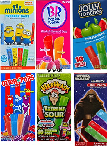 freeze-bars-mega-value-pack-baskin-robbinswarheads-otter-pops-star-wars-jolly-rancher-minions-10-1-o