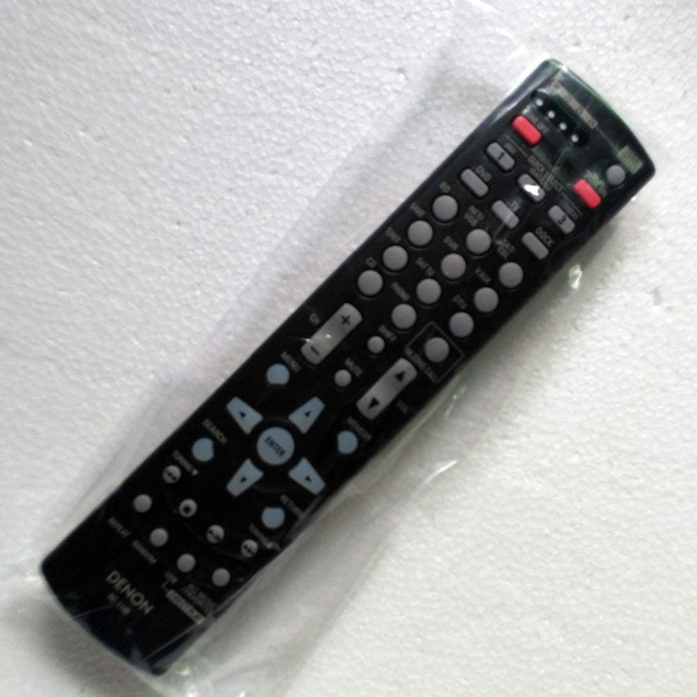 Calvas Genuine New Remote Control For Denon AVR-A100 AVR-3311 AVR-4311 AV Receiver RC-1146 RC-1148