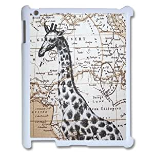 Giraffe Unique Fashion Printing Phone Case for Ipad2,3,4,personalized cover case ygtg561423