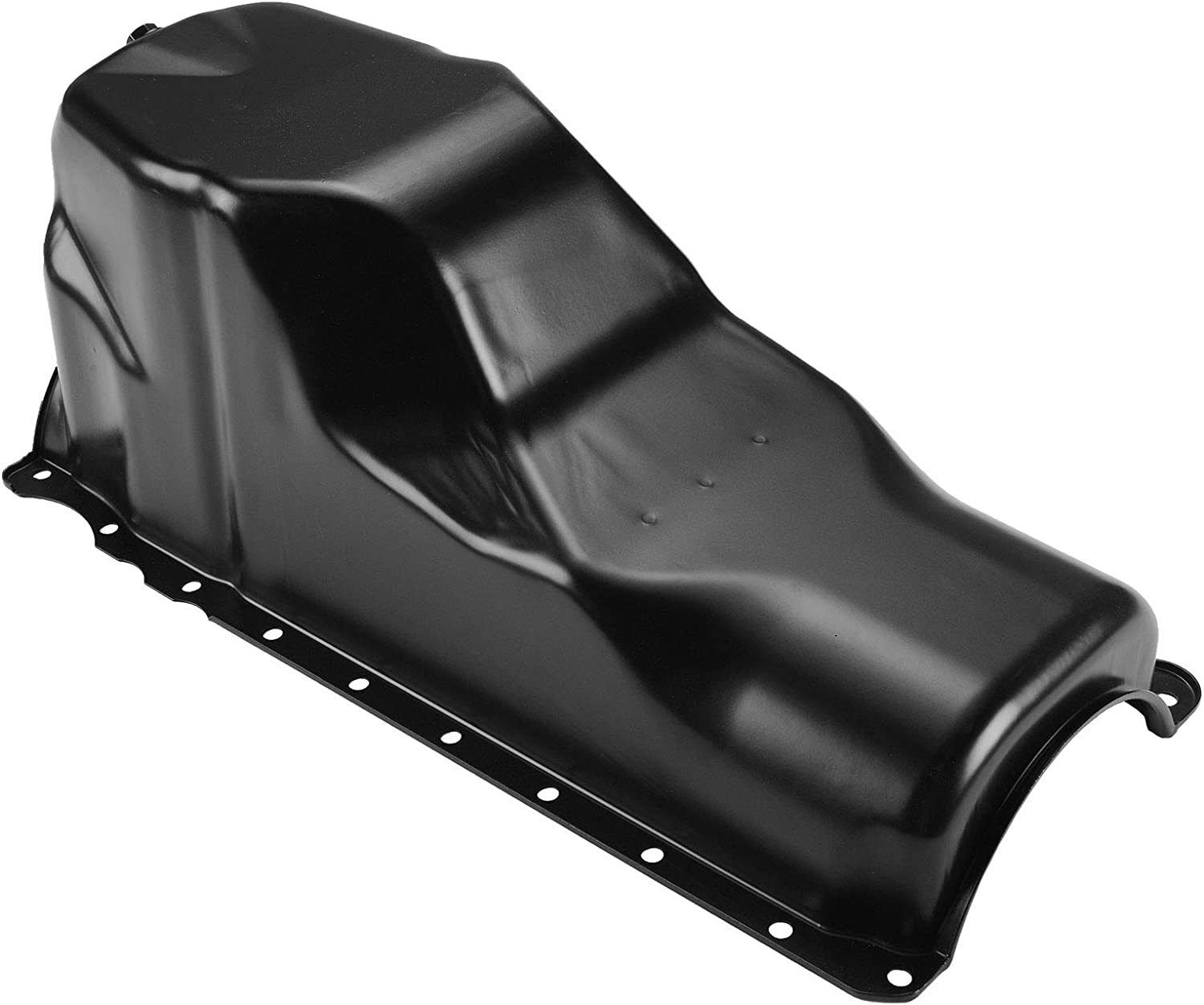 A-Premium Engine Oil Pan Compatible with Chevrolet C1500 C2500 C3500 G30 K2500 P30 GMC C2500 C3500 G3500 K2500 K3500 R3500 V8 7.4L