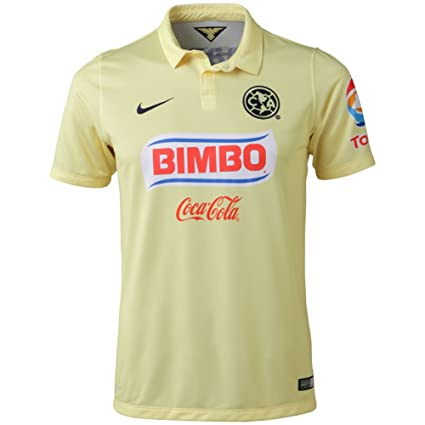 acedc9136 Amazon.com   Nike Club America Short Sleeve Home Stadium Jersey-Boys ...