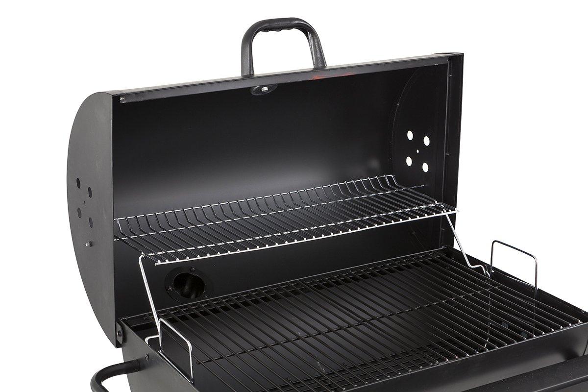 BBQ Barbacoa de carbón tipo
