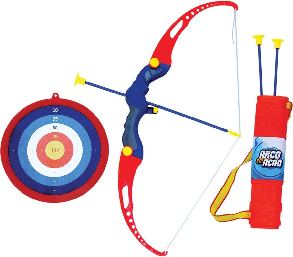 Kit Arco e Flecha Bel Fix