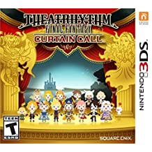 Theatrhythm Final Fantasy: Curtain Call - Nintendo 3DS by Square Enix