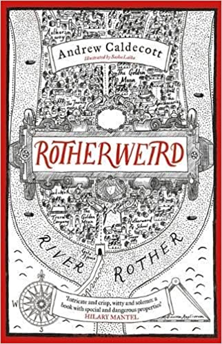 Rotherweird Book Cover