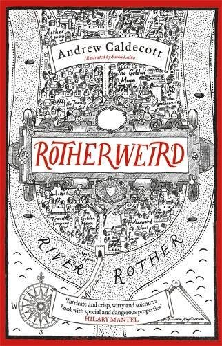 Image result for Rotherweird by Andrew Caldecott