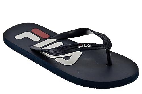 b3b458a615f6a0 Fila Troy Slipper Flip Flops New Size 9 Mens Shoes  Amazon.ca  Shoes ...