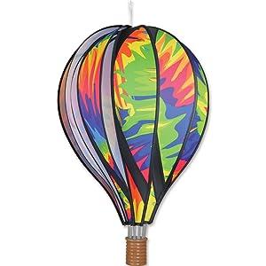 Premier Kites Hot Air Balloon 22 in. - Tie Dye