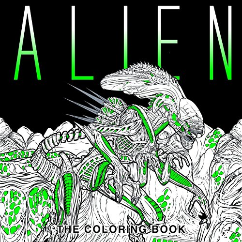 Alien: The Coloring Book]()