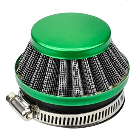 Auto Parts & Accessories Car & Truck Parts 60mm Sliver Air Filter For 49 60 80cc Engine Motor Motorized Motorised Bicycle