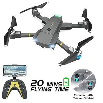 DHHZRKJ Drone de Antena WiFi con cámara HD de 1080P con Modo ...