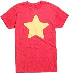d25a7db08831 Hot Topic Steven Universe Star Cosplay T-Shirt