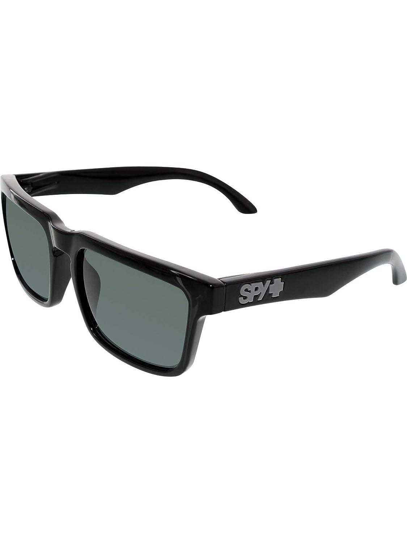 Spy Sistema de Casco y Gafas de Sol Black-Happy Grey Green Talla:Talla única