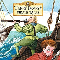 Terry Deary's Pirate Tales: Pirate Lord, Pirate Queen, Pirate Prisoner & Pirate Captain