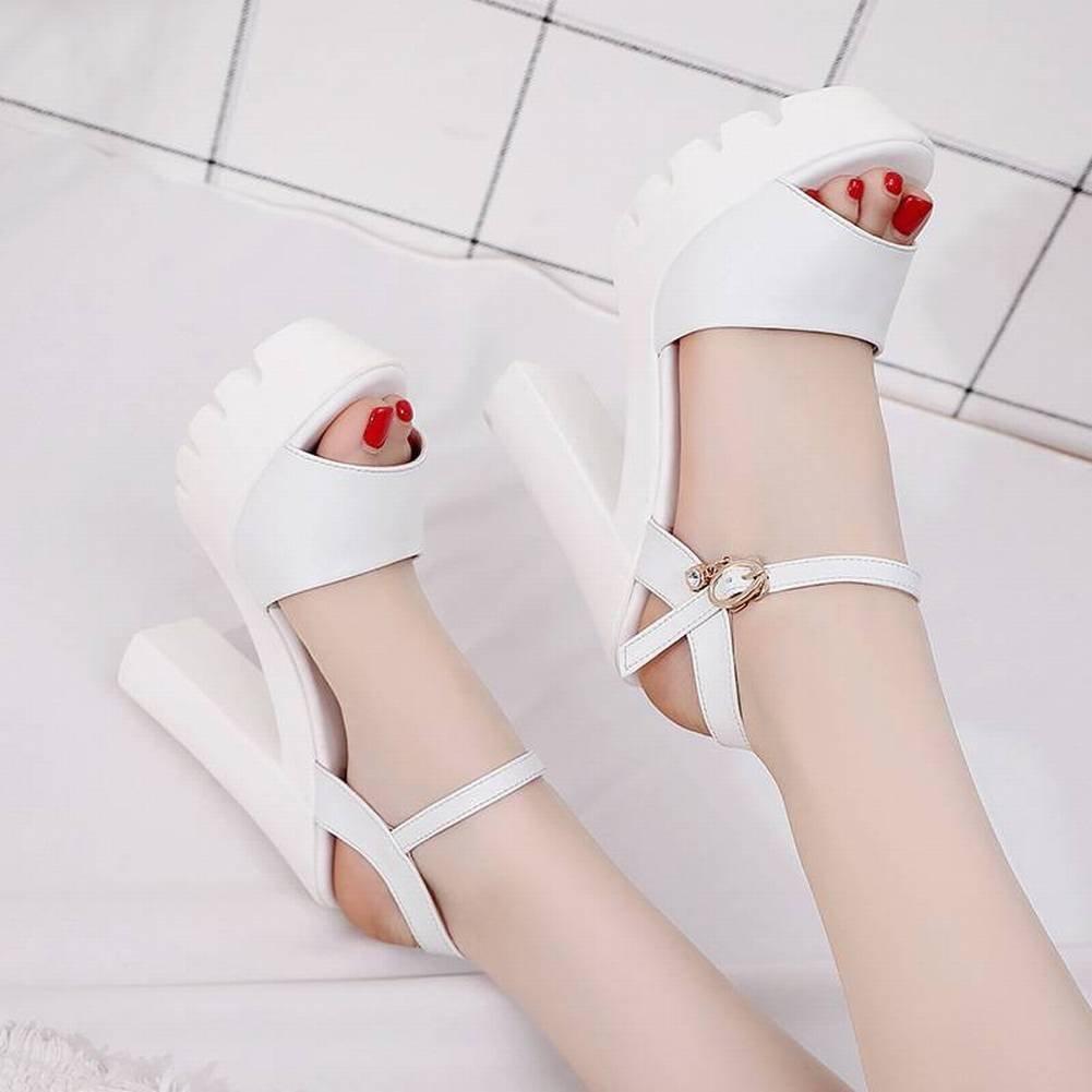 Sandalo Cinturino Sandalo Tacco 8 Con AL5q34Rj