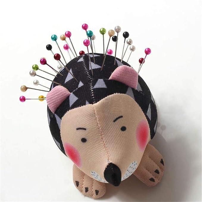 Nadel Aufbewahrungshalter Nähen Nadelkissen mit Perle Kopf Pin für