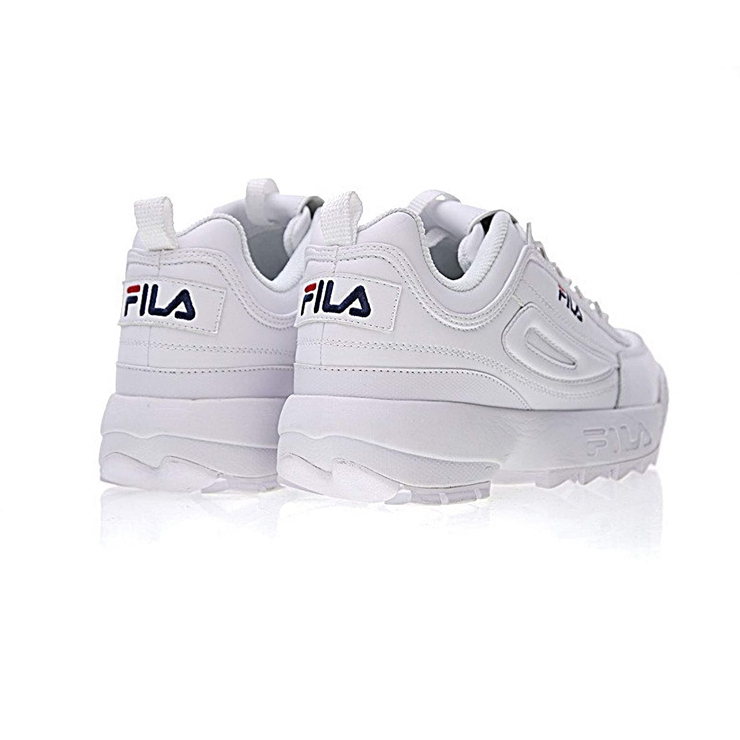ba496ec01ee3 FlLA Disruptor II 2 Low Mujer Low Baskets Zapatillas