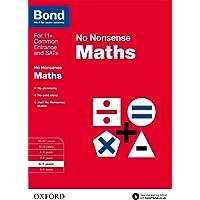 Bond: Maths: No Nonsense: 6-7 years