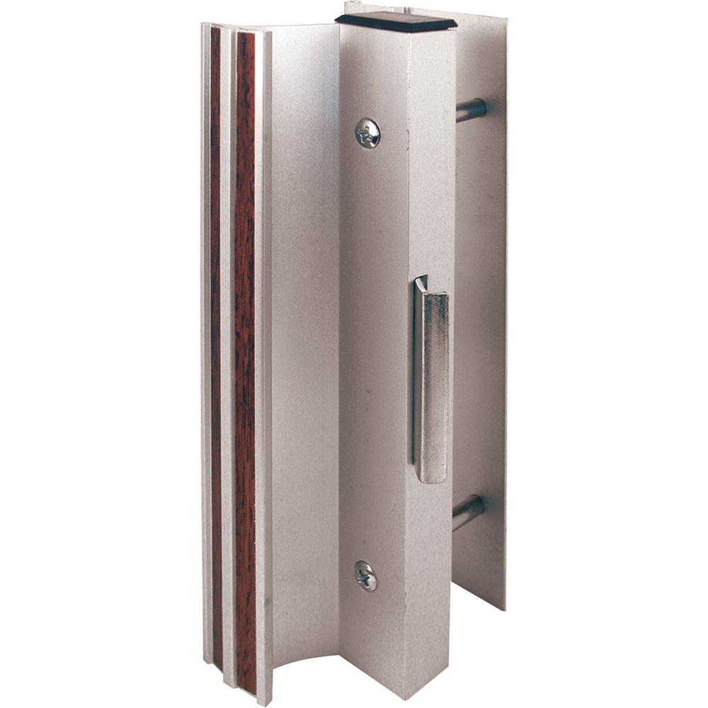 Prime-Line Products C 1162 Sliding Door Handle Set, Aluminum Finish, International
