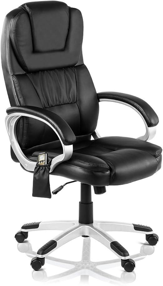 mejor silla escritorio masaje