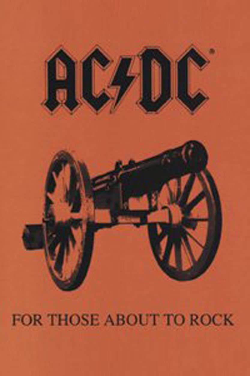 C&D Visionary Licenses Products AC/DC About to Rock Magnet